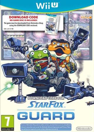 Star Fox Guard - Edición Física Limitada