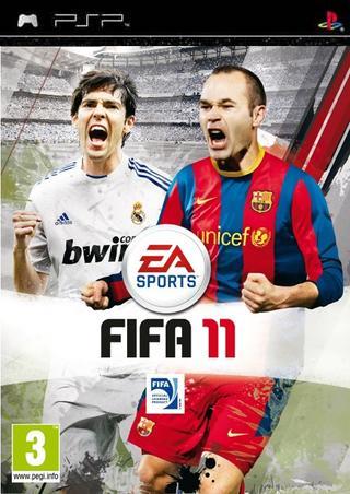 Comprar FIFA 11 barato PSP