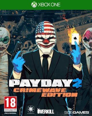Comprar PayDay 2 Crimewave Edition barato Xbox One
