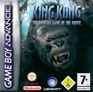 Comprar Peter Jackson's King Kong: The Official Game of the Movie barato GBA