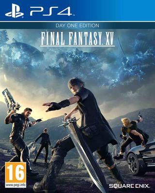 Comprar Final Fantasy XV barato PS4