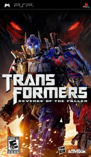 Comprar Transformers Revenge of the Fallen barato PSP