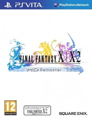 Comprar Final Fantasy X / X-2 HD Remaster barato PS Vita