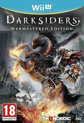 Comprar Darksiders Warmastered Edition barato Wii U