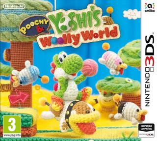 Comprar Poochy & Yoshi's Woolly World barato 3DS