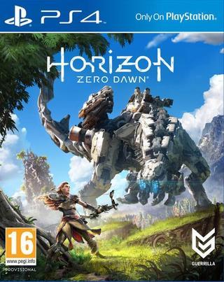 Comprar Horizon Zero Dawn barato PS4