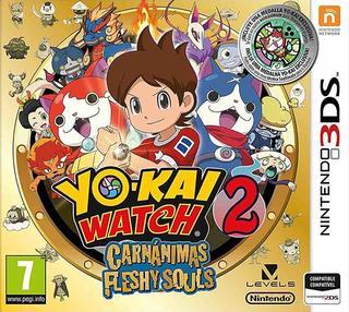 Comprar Yo-kai Watch 2: Carnánimas barato 3DS