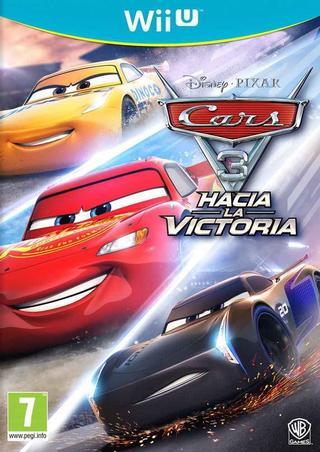 Comprar Cars 3: Hacia la Victoria barato Wii U