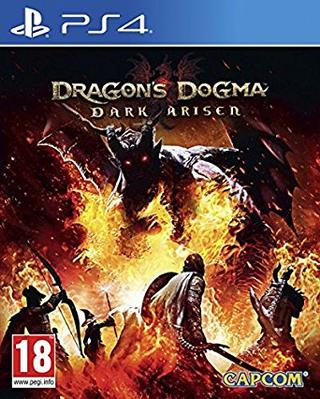 Comprar Dragon's Dogma: Dark Arisen barato PS4