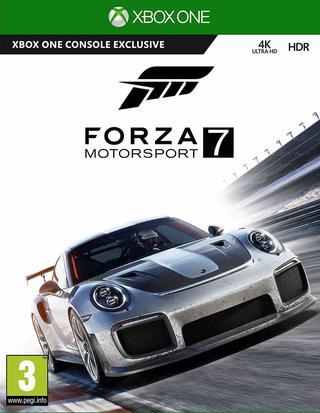Comprar Forza Motorsport 7 barato Xbox One