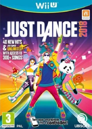 Comprar Just Dance 2018 barato Wii U