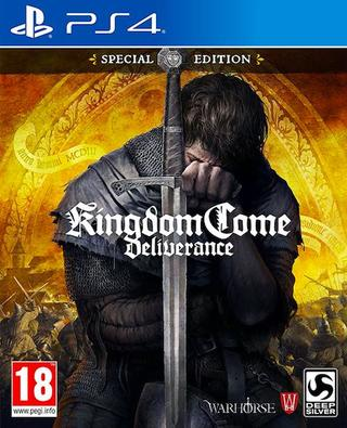 Comprar Kingdom Come: Deliverance Special Edition barato PS4