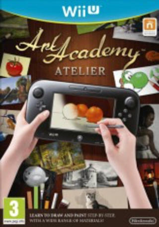 Comprar Art Academy Atelier barato Wii U