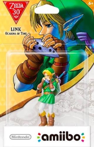 Comprar Amiibo Link (Ocarina of Time) barato amiibo