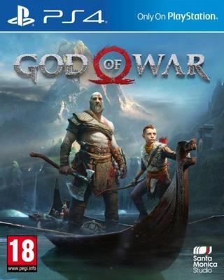 Comprar God of War barato PS4