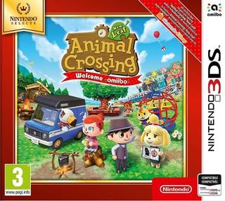 Animal Crossing: New Leaf Welcome Amiibo! (Selects)