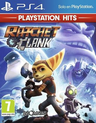 Ratchet y Clank (Playstation Hits)