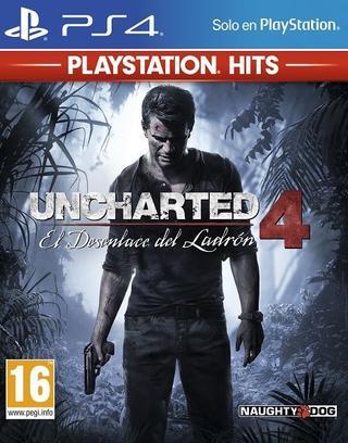 Uncharted 4: El Desenlace del Ladrón (Playstation Hits)