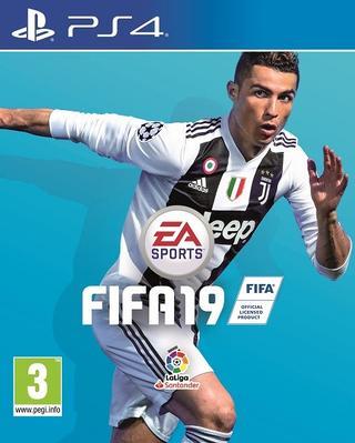 Comprar FIFA 19 barato PS4
