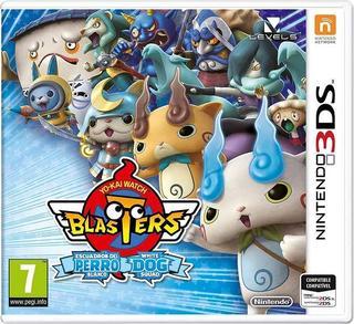 Comprar Yo-kai Watch Blasters: Escuadrón del Perro Blanco barato 3DS