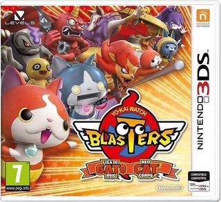 Comprar Yo-kai Watch Blasters: Liga del Gato Rojo barato 3DS