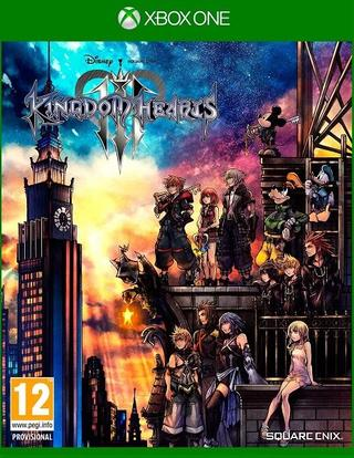 Comprar Kingdom Hearts 3 barato Xbox One
