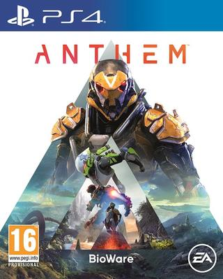Comprar Anthem barato PS4