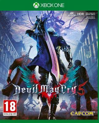 Comprar Devil May Cry 5 barato Xbox One