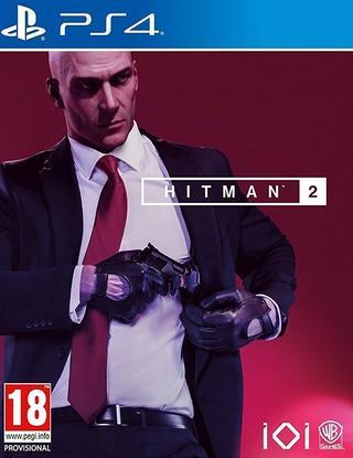 Comprar Hitman 2 barato PS4
