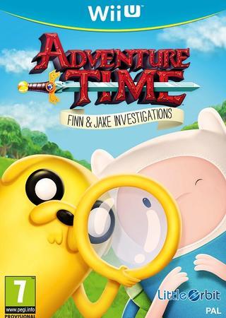 Comprar Hora de Aventuras: Finn y Jake, Investigadores barato Wii U