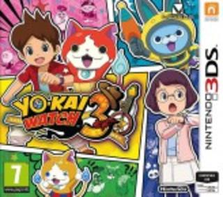 Comprar Yo-Kai Watch 3 barato 3DS