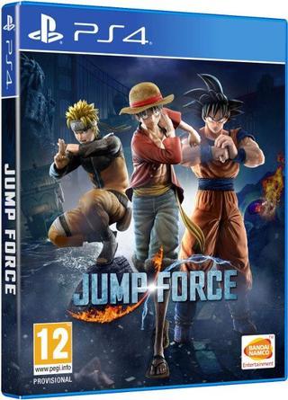Comprar Jump Force barato PS4