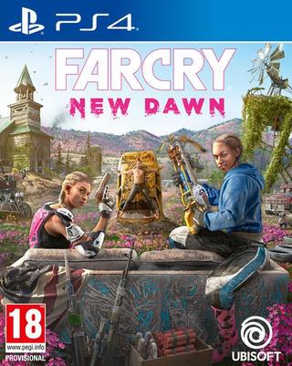 Comprar Far Cry New Dawn barato PS4