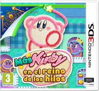 Mas Kirby en el Reino de los Hilos (Kirby's Extra Epic Yarn)