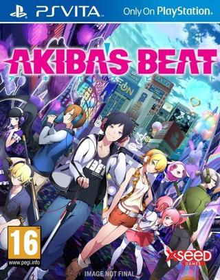 Comprar Akiba's Beat barato PS Vita