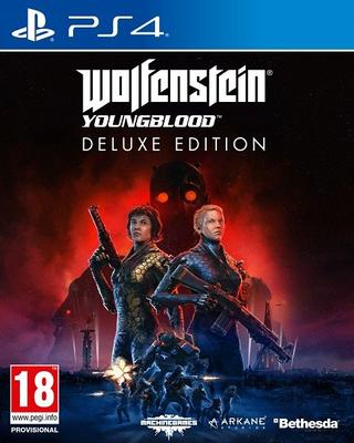 Comprar Wolfenstein Youngblood Deluxe barato PS4