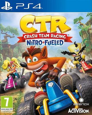 Comprar Crash Team Racing Nitro Fueled barato PS4