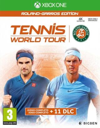 Comprar Tennis World Tour Roland Garros Edition barato Xbox One