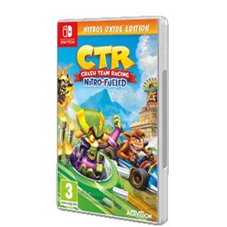Comprar Crash Team Racing Nitro Fueled - Edición Nitros Oxide barato Switch