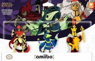 Shovel Knight: Treasure Trove (Pack 3 Amiibo)