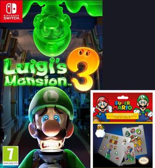 Comprar Luigi´s Mansion 3 barato Switch