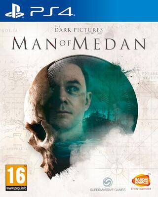 Comprar The Dark Pictures Anthology: Man of Medan barato PS4