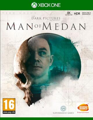 Comprar The Dark Pictures Anthology: Man of Medan barato Xbox One