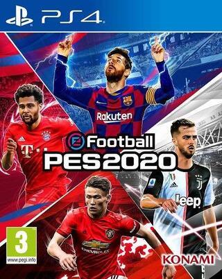Comprar eFootball PES 2020 barato PS4
