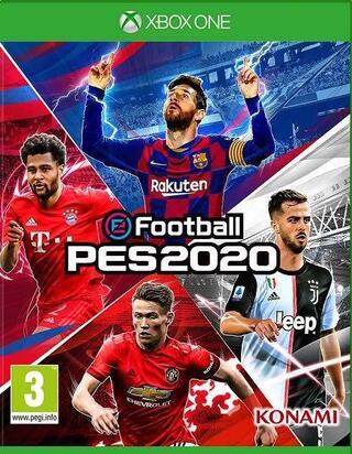 Comprar eFootball PES 2020 barato Xbox One