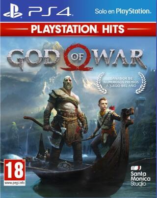 Comprar God Of War (Playstation Hits) barato PS4