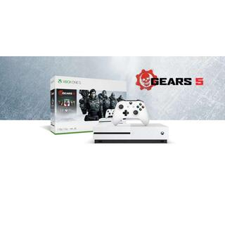 Consola Xbox One S 1TB Standar Edition + Gears 5