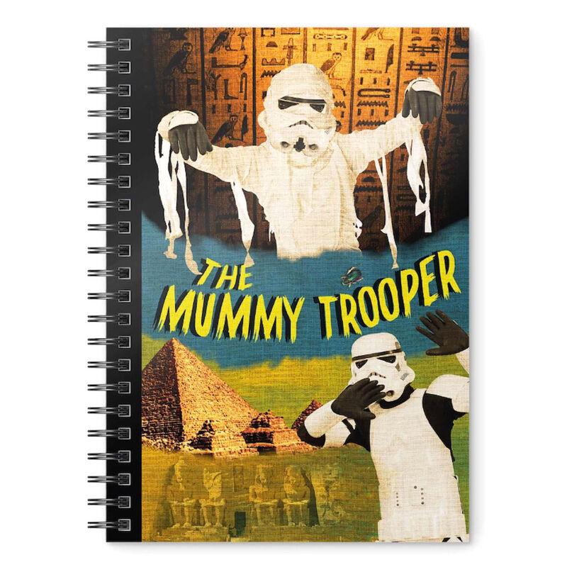 Cuaderno A5 Mummy Trooper Original Stormtrooper
