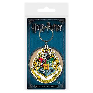 Llavero Rubber Hogwarts Harry Potter