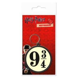 Llavero Rubber Anden 9 3/4 Harry Potter